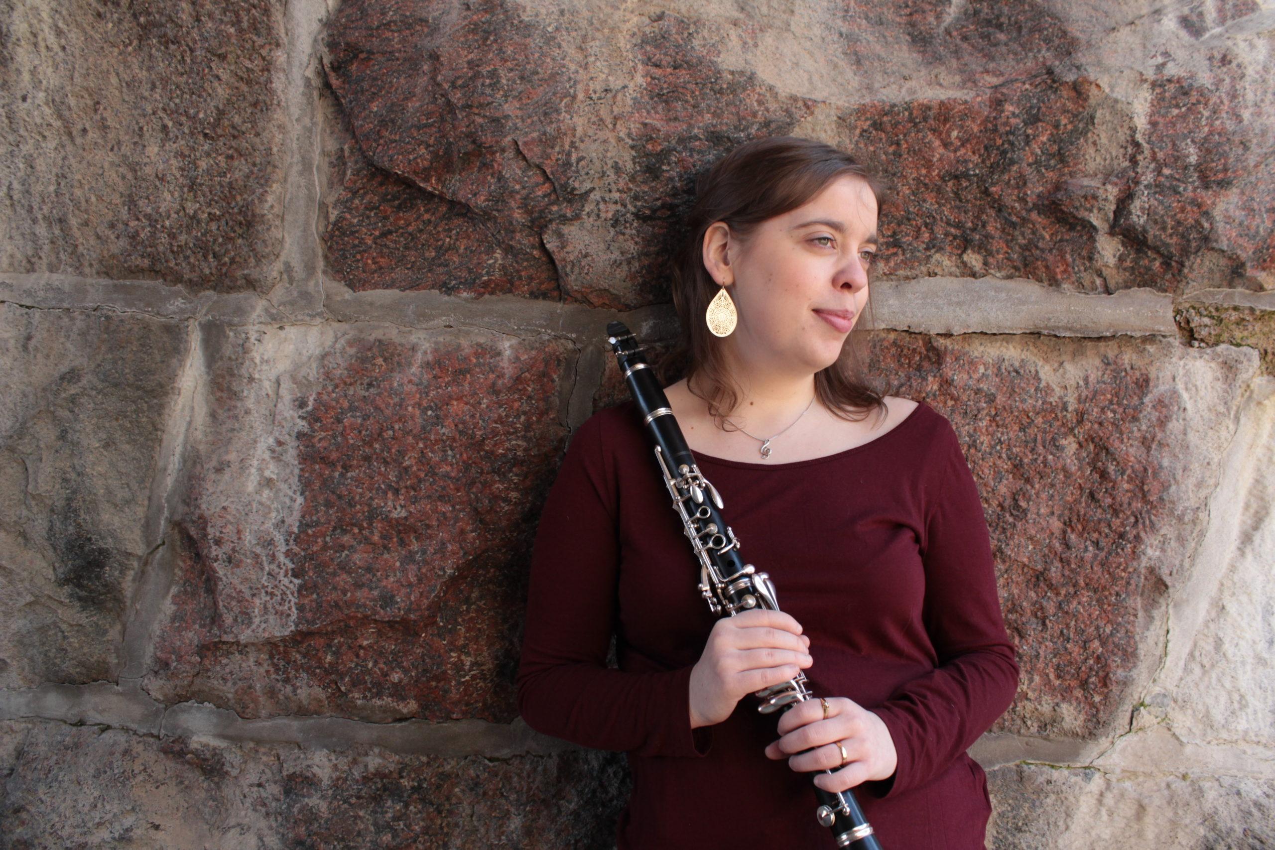 klarinett och riksspelman Therese