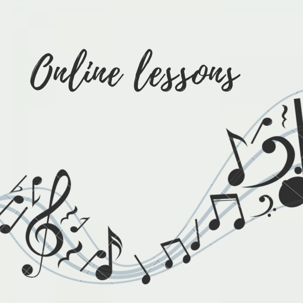 Online lessons music