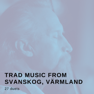 Folk tunes from Varmland