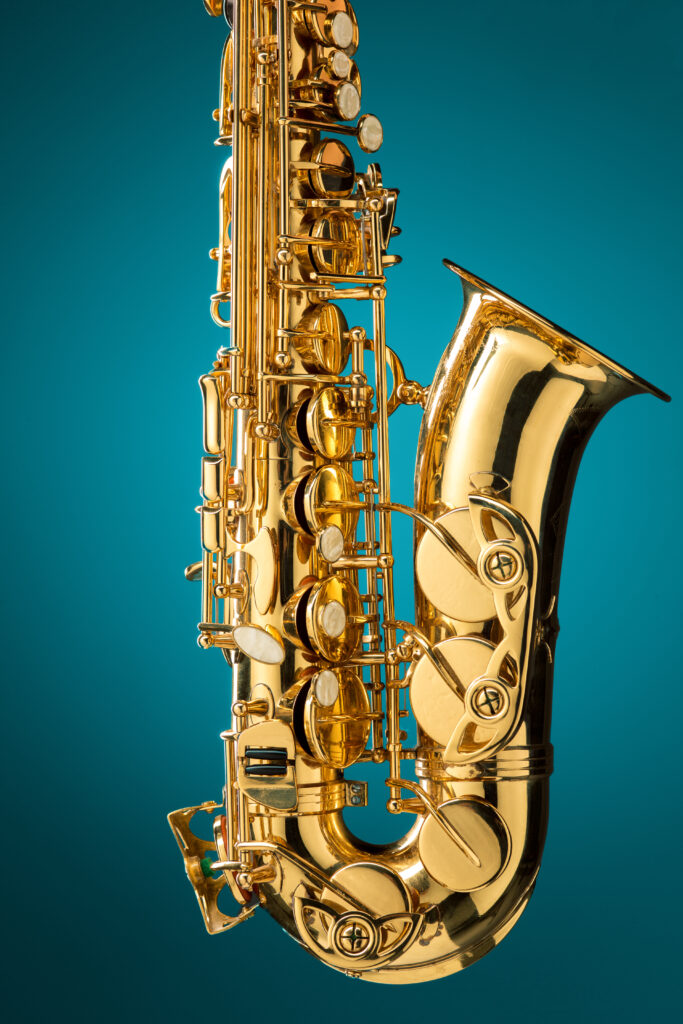 privatlektioner i saxofon