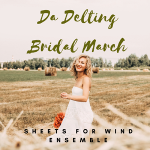 Bridal March music sheets for downloading
